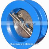 Series 125 Dual Plate Wafer Type Check Valve