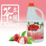 Taiwan Best Bubble Tea Supply lychee black tea mango tea milk tea supplier taiwan