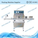 aluminum trim cap continuous induction sealing machine