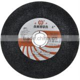 Abrasive cut off disc for metal
