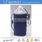 Wholesale 2L capacity customized sling shoulder with handle wine cooler bag for bottle                                                                                                         Supplier's Choice