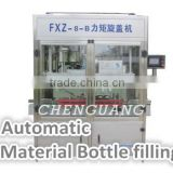 50ml - 1000ml Automatic High-Viscosity Material Bottle filling & Capping Production Line