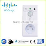 single phase programmable second electrical timer, cooking electrical timer switch socket