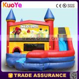 cheap amusing dart bird inflatable bouncy castle with slide,inflatable bounce house,inflatable toys for kids
