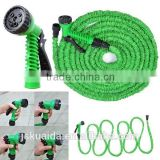 TPR expanding garden hose and Color latex tube expanding hose