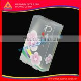 superior printing uv coating Clear PET plastic packaging box for biberon feeding bottle