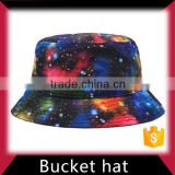 Plain Printing Fabric Bucket Hat Custom
