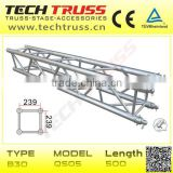 B30-QS05 aluminium square tuss, ligting stage spigot truss compatible with global truss