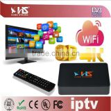 stream box dvb-c android+Cable Receiver Stream Box ip-9999 set top box for singapore+DVB IPTV replace streambox