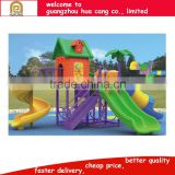 Attractive kids toys Outdoor Plastic Children playground, kids outdoor toys H30-1437