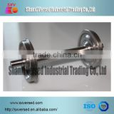 The railway system stainless steel artware -- train wheel