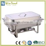 Thermal insulated stainless steel food server for buffet                                                                         Quality Choice