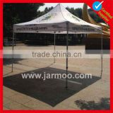 Advertising double printing free samples pop up tent 10x10                                                                                                         Supplier's Choice