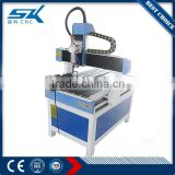 cnc carving marble granite stone machine cutting on foam pvc wood iron stainless steel 600*900mm 1.5KW power for best sale