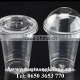 SEDEX, WCA INTERTEK Audited Plastic Cup with Lid,Customized Print and Packaging Upon Request