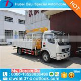 Best-selling 2.5 MT two-section straight boom truck crane