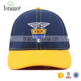 China factory hat supplier colorful stitched logo baseball caps wholesale hats