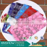 packaging material printed film hot sale for flower bouquets packaging