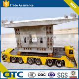 180T D girder transporter self-propelled modular trailer for bridge girder transporter / bridge beam girder carrier vehicle