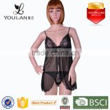 Transparent Beautiful Classy Ladies Adult Teddy Women Sexy Lingerie