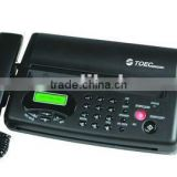GSM Wireless Fax Machine by Inserting SIM card