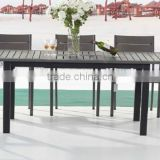 extending wood table and arm chair, wooden furniture, patio dining furniture, living room chair and table