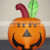 BY giant halloween decoration inflatable pumpkin, funny giant halloween decoration inflatable pumpkin