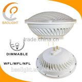 120V 36W Dimmable LED Flood Light PAR56 bulb for 300W halogen replacement, Mogul End Prong GX16D base