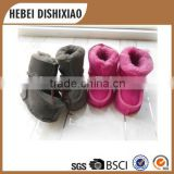 Alibaba Hot Sell Baby Shoes Boy Girl Shoes Fur Shoes For Winter