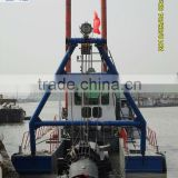 small mini cutter suction dredger