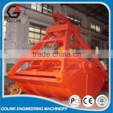 made in china four rope clamshell grab/bucket for nickel ore