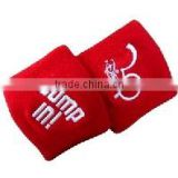 Custom promotional bulk sports confortable sweatbands