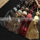 New model curtain tassel tieback with beautiful beaded 2015