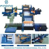 cutting machine cut length, galvanized steel sheet metal cutting machine
