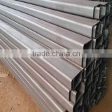 supply aluminium c shaped steel profile for window shandong factory