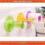 Roll Style Plastic Bathroom Paper Towel Holder
