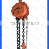 Hand Chain Hoist with Compact Gear Box HS Code
