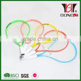 KIDDY new design aluminium alloy junior tennis racket for gifts trade with overgrip tennis