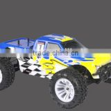rc car remote control adjustable wheelbase 4wd shaft drive radio control toys rc car 1/10 electric truck car toys