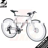 700C 16 speeds aluminum alloy frame disc brakes road city men's mountain bike bicycle cycle cycling