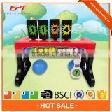 Happy play bowling ball toss game toys set