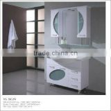 white marble countertop bathroom furniture TB-8029 bathroom MDF cabinet,bathroom furniture,bathroom vanity