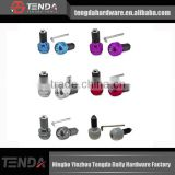 Motorcycle parts Bar End Plugs for honda