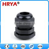 m strain relief nylon cable glands metric type pg21 plastic type cable gland