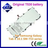 3.8V 6800mAh EB-BT530FBU, EB-BT530FBC Battery For Samsung Galaxy Tab 4 10.1 SM-T530, SM-T531, SM-T535, SM-T537 Tablet battery