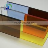100% new lucite acrylic sheet 4mm cast acrylic sheet(plexiglass sheet)