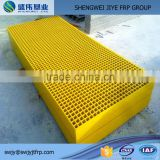plastic floor channel frp grating sheet