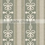 Eco-friendly,No deformation discoloration corrosion wallpaper CS29504(self adhesive easy installation)
