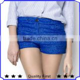 Women Fashion Design Casual Shorts Leisure Fresh Beautiful Brilliant Shorts 2013 Fashion Simple And Elegant Shorts