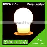 Prices of China Emergency Lights Liquid Cooled 360 Degree LED Bulb from Factory with CE & ROHS